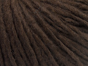 Fiber Content 50% Acrylic, 50% Wool, Brand ICE, Coffee Brown, fnt2-59799
