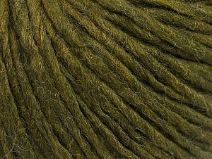 Fiber Content 50% Acrylic, 50% Wool, Jungle Green, Brand ICE, fnt2-59809