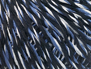 Fiber Content 60% Acrylic, 40% Wool, Brand ICE, Grey, Blue, Black, fnt2-60084