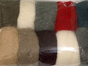 Kid Mohair Yarns  Brand ICE, fnt2-60141