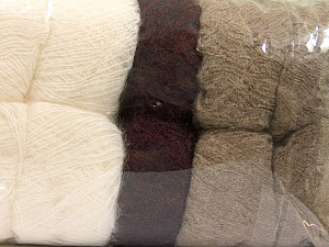 Kid Mohair  Mixed Lot, Brand ICE, fnt2-60322