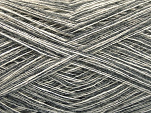Fiber Content 100% Wool, Brand ICE, Grey Shades, fnt2-60393