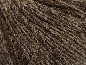 Fiber Content 60% Acrylic, 40% Wool, Brand ICE, Brown Shades, fnt2-48543