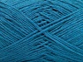Please note that the yarn weight and the ball length may vary from one color to another for this yarn. Fiber Content 100% Cotton, Turquoise, Brand ICE, fnt2-60433