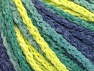 Fiber Content 50% Polyamide, 50% Acrylic, Jeans Blue, Brand ICE, Green Shades, fnt2-60444